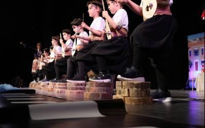 Θεατρική Παράσταση: «Η Νεράιδα και το Παλικάρι» | Μάιος 2019
