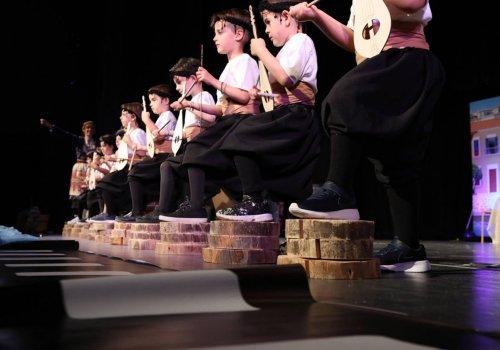 Θεατρική Παράσταση: «Η Νεράιδα και το Παλικάρι»   Μάιος 2019